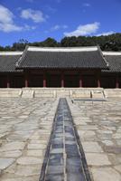 Jongmyo, Royal Shrine, UNESCO World Heritage Site, Seoul, South Korea, Asia 20025363195| 写真素材・ストックフォト・画像・イラスト素材|アマナイメージズ