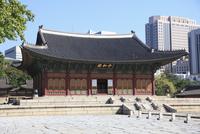 Deoksugung Palace (Palace of Virtuous Longevity), Seoul, South Korea, Asia