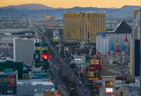 The Strip, Las Vegas, Nevada, United States of America, North America 20025364953| 写真素材・ストックフォト・画像・イラスト素材|アマナイメージズ