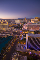 The Strip, Las Vegas, Nevada, United States of America, North America