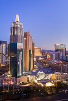 New York New York Casino, Las Vegas, Nevada, United States of America, North America 20025366024| 写真素材・ストックフォト・画像・イラスト素材|アマナイメージズ