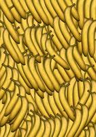 バナナ 20026003855  写真素材・ストックフォト・画像・イラスト素材 アマナイメージズ