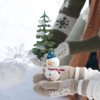 クリスマスグッズを持つ手元 20027008632| 写真素材・ストックフォト・画像・イラスト素材|アマナイメージズ