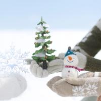 クリスマスグッズを持つ手元 20027008633A| 写真素材・ストックフォト・画像・イラスト素材|アマナイメージズ