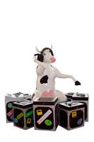 Vaca DJ 20033000029  写真素材・ストックフォト・画像・イラスト素材 アマナイメージズ