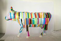 Cowmoopolitan Cow
