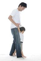 お父さんと子供