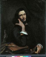 Self Portrait (L'Homme a la Ceinture de Cuir)
