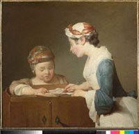 The Young Schoolmistress