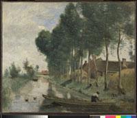 Landscape at Arleux-du-Nord