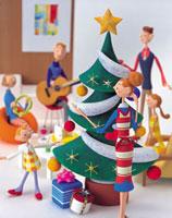 クリスマスイメージ 20037000206| 写真素材・ストックフォト・画像・イラスト素材|アマナイメージズ