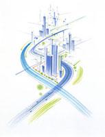 未来都市イメージ