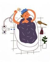 入浴イメージ