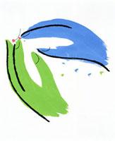 手 20037001014| 写真素材・ストックフォト・画像・イラスト素材|アマナイメージズ