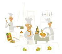 厨房風景 20037002540| 写真素材・ストックフォト・画像・イラスト素材|アマナイメージズ