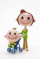 母親と赤ちゃん 20037002933| 写真素材・ストックフォト・画像・イラスト素材|アマナイメージズ