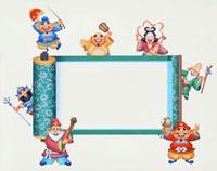 七福神メッセージボード