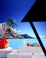 ビーチの風景 20037003617| 写真素材・ストックフォト・画像・イラスト素材|アマナイメージズ