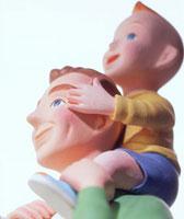 親子 20037003952| 写真素材・ストックフォト・画像・イラスト素材|アマナイメージズ