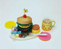 ハンバーガー 20037004120| 写真素材・ストックフォト・画像・イラスト素材|アマナイメージズ