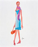 カバンを手に持って立つ女性 20037004782| 写真素材・ストックフォト・画像・イラスト素材|アマナイメージズ