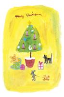 クリスマスツリー 20037006736| 写真素材・ストックフォト・画像・イラスト素材|アマナイメージズ