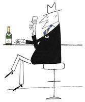 お酒を飲む男性 20037008031| 写真素材・ストックフォト・画像・イラスト素材|アマナイメージズ