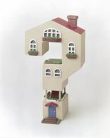 疑問を持った住宅