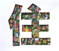 住と街 20037008686| 写真素材・ストックフォト・画像・イラスト素材|アマナイメージズ