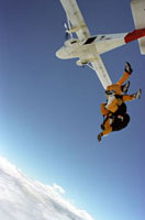 Jumping tandem