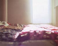 Bedspread 20038004119| 写真素材・ストックフォト・画像・イラスト素材|アマナイメージズ