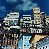 brazil 08/2004,salvador de bahia