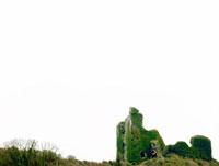 Old ruin in Ireland