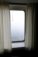 Cabin on a ship