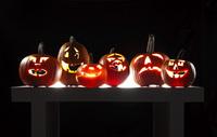 Decoration on halloween
