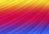 Abstract backgrounds pattern of multicolored curving stripes