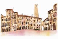San Gimignano, Italy 20039008170| 写真素材・ストックフォト・画像・イラスト素材|アマナイメージズ