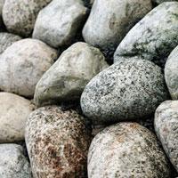 Stones�Cclose-up