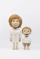 母と子 20041000467| 写真素材・ストックフォト・画像・イラスト素材|アマナイメージズ