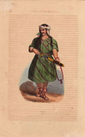 Carian man with short sword