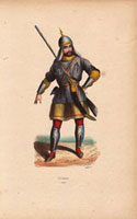 Circassian soldier