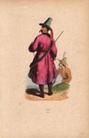 Man from Kyrgyz