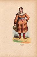 Kamtchadal woman