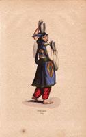 Druze woman