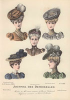 Five women in hats 20042001119| 写真素材・ストックフォト・画像・イラスト素材|アマナイメージズ