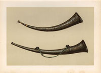 Burgmote horns from Canterbury and Dover