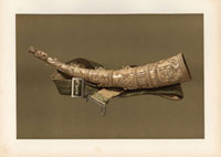 Oliphant or ivory hunting horn