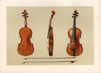 """Hellier"" Stradivarius violin"