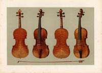 """Alard"" and ""Guarnerius del Gesu"" Stradivarius violins"