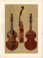 Viola d'amore or the Love Viol